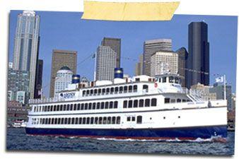 Seattle Aquarium plus Argosy Harbor Cruise. $37 for adults.