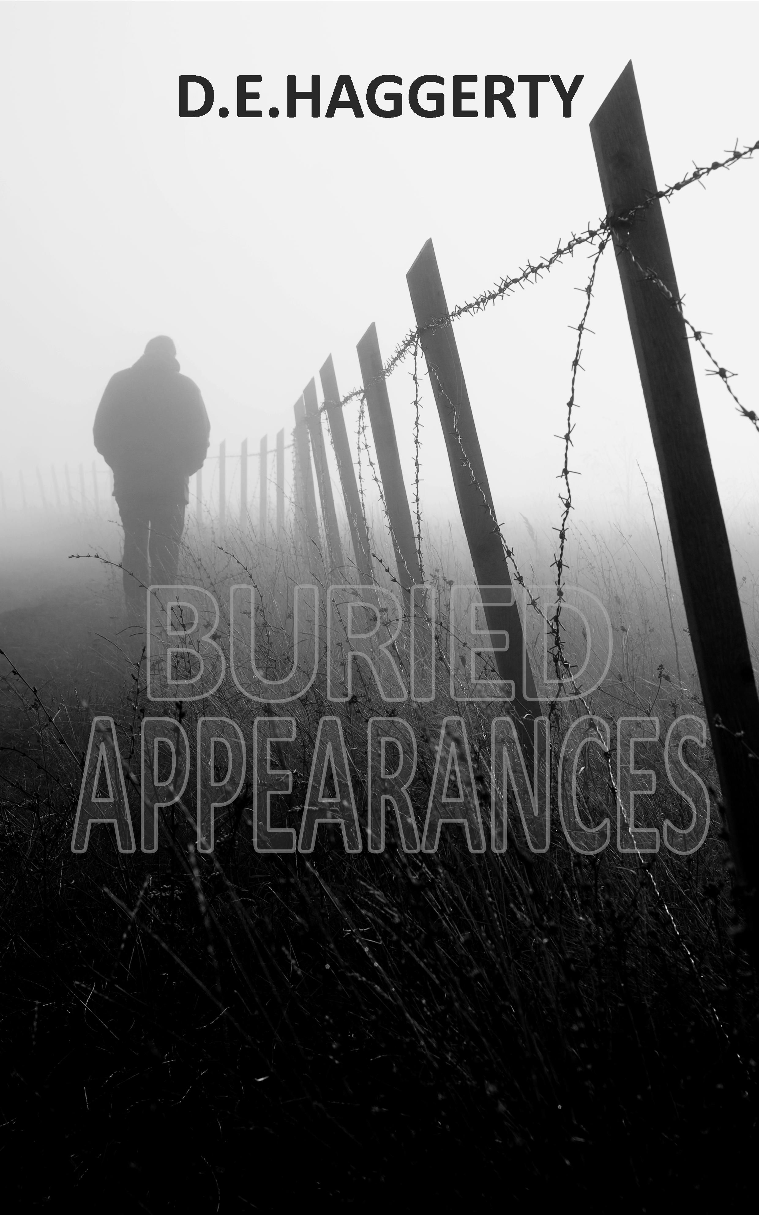 My 2nd self-published book: Buried Appearances