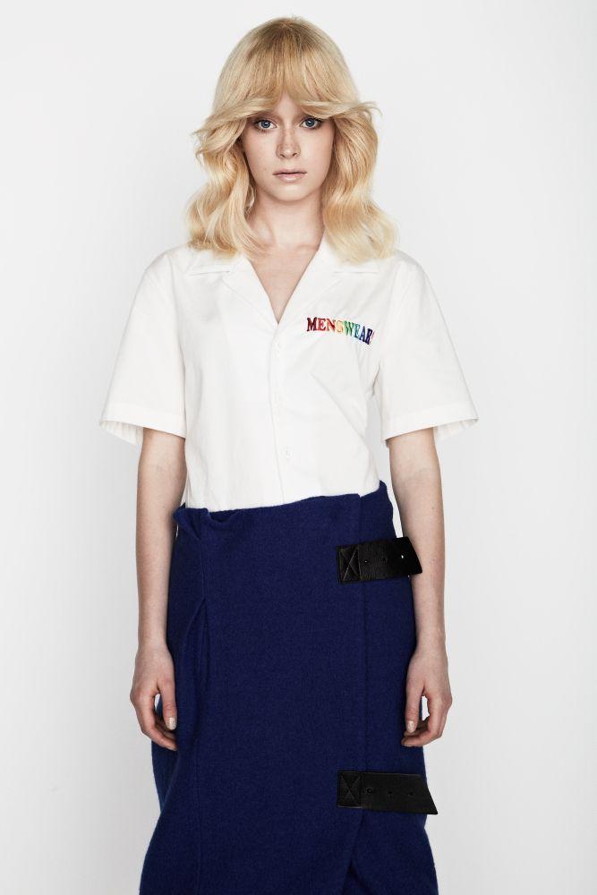 Top Josh Reim, Skirt Matiere Noire