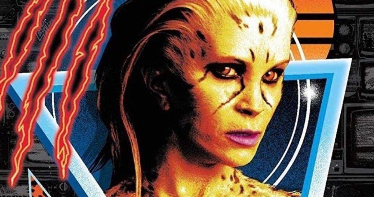 Cheetah S Final Form Revealed In Wonder Woman 1984 In 2020 Wonder Woman Wonder Hollywood Movies 2019