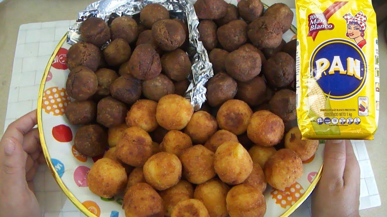Bolitas De Lenteja Queso Y Pescado Económicas Botana O Pasapalos Venezuelan Food Food A Food