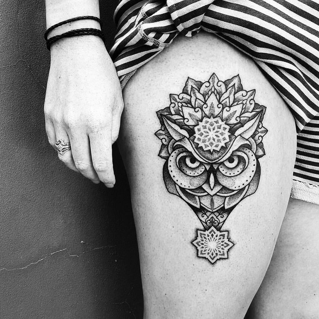 Pin by ashley williams on Tattoos   Owl tattoo design ...