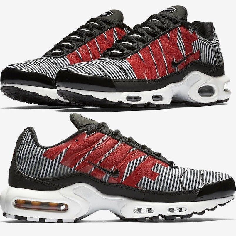 c8e401fc44 Mens Winter Nike Air Max TN Plus Se Running Shoes Black white #fashion  #clothing #shoes #accessories #mensshoes #athleticshoes (ebay link)