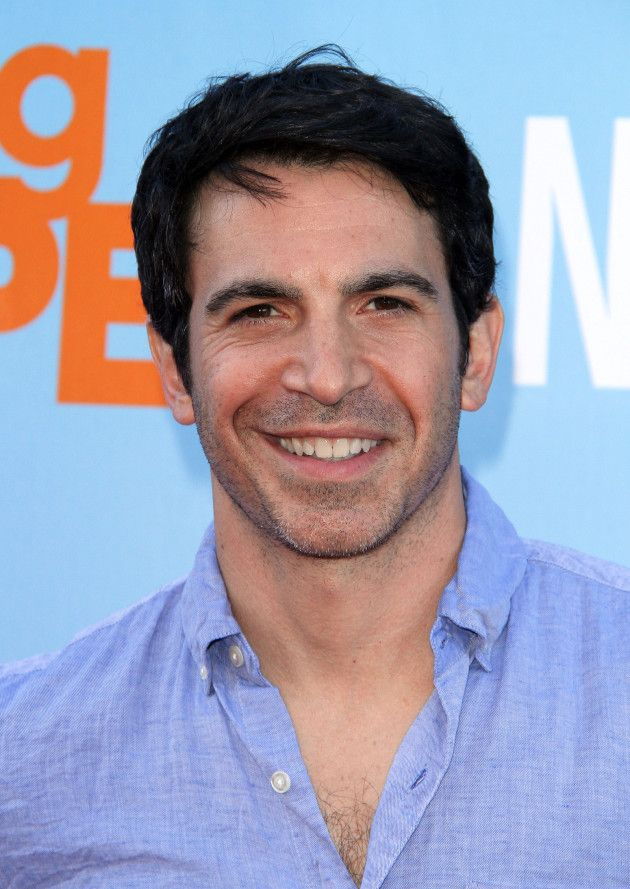 Chris Messina... he is so dreamy in The Mindy Project. I'm just ...