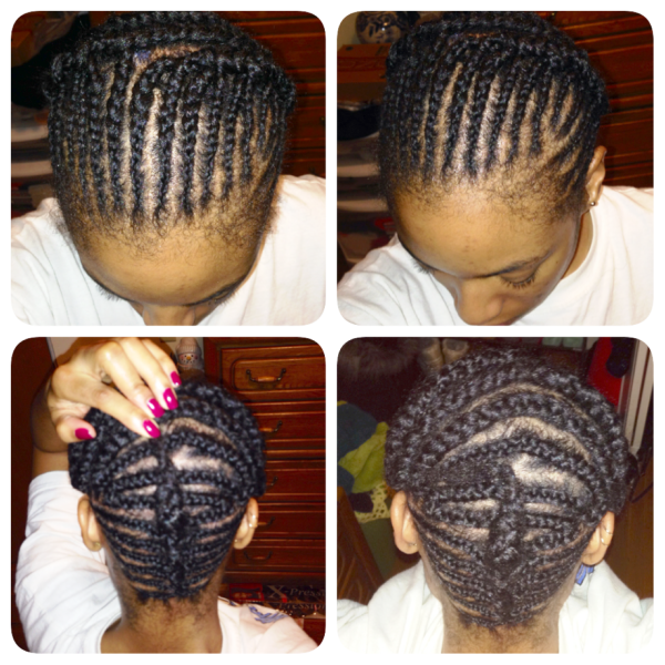 How I Crocheted Micro Senegalese Twists Into My Hair Black Girls
