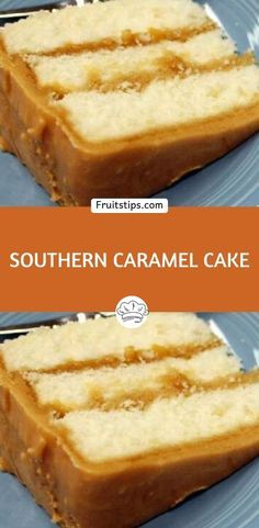 Photo of Classic Southern Caramel Cake