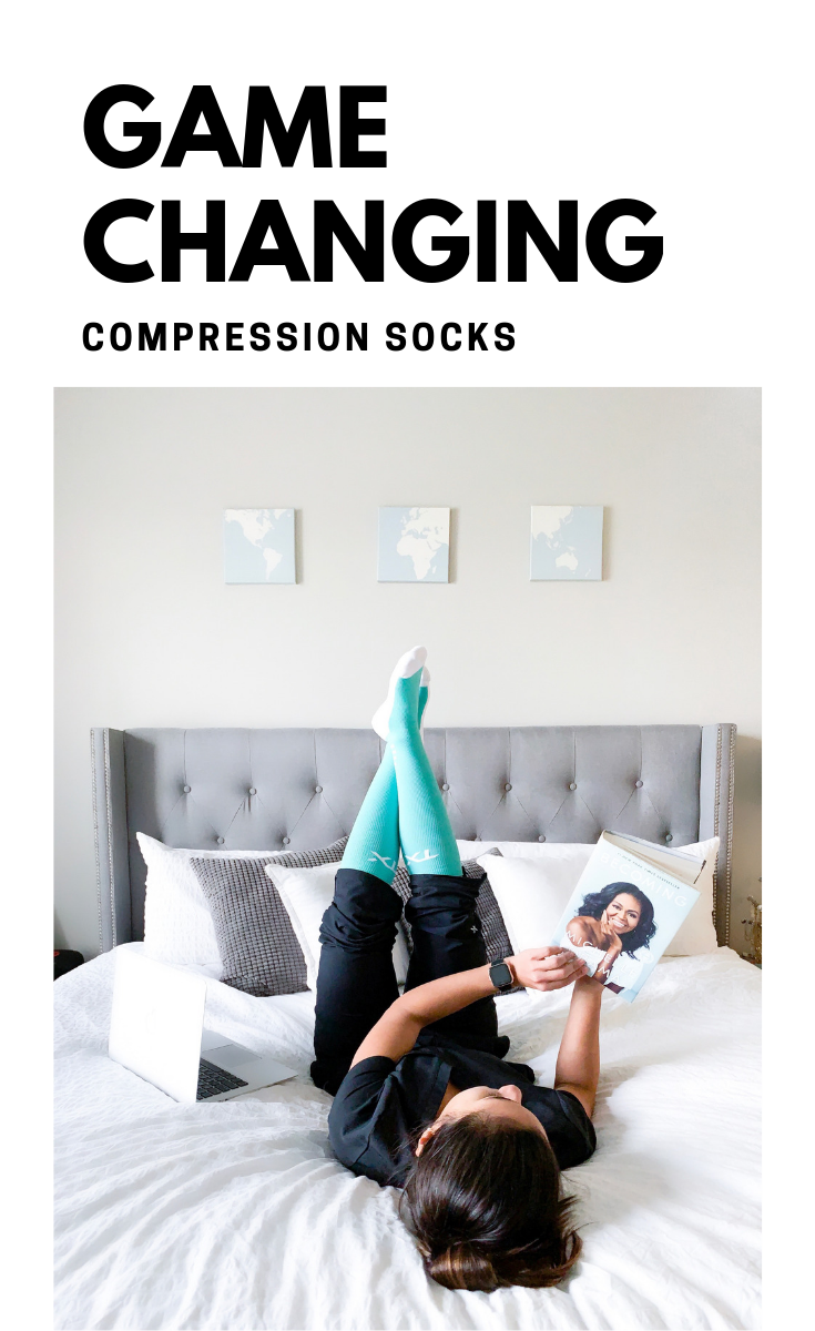 Compression Socks for Nurses. Nurse essentials. Nurse