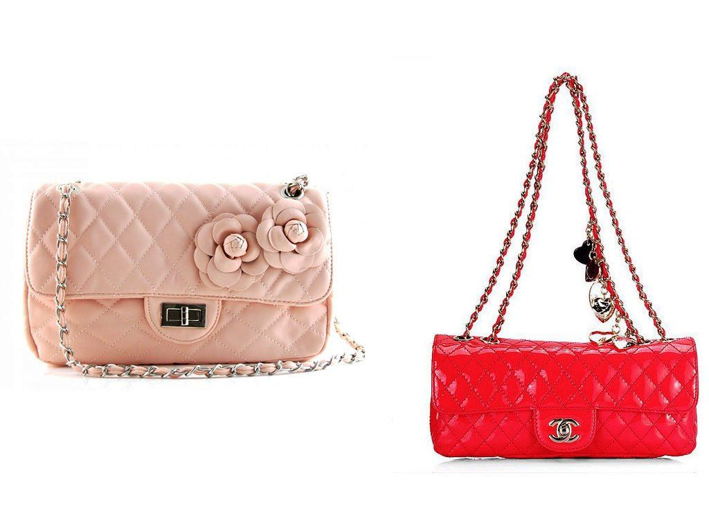 Valentine Chanel bag collection for spring