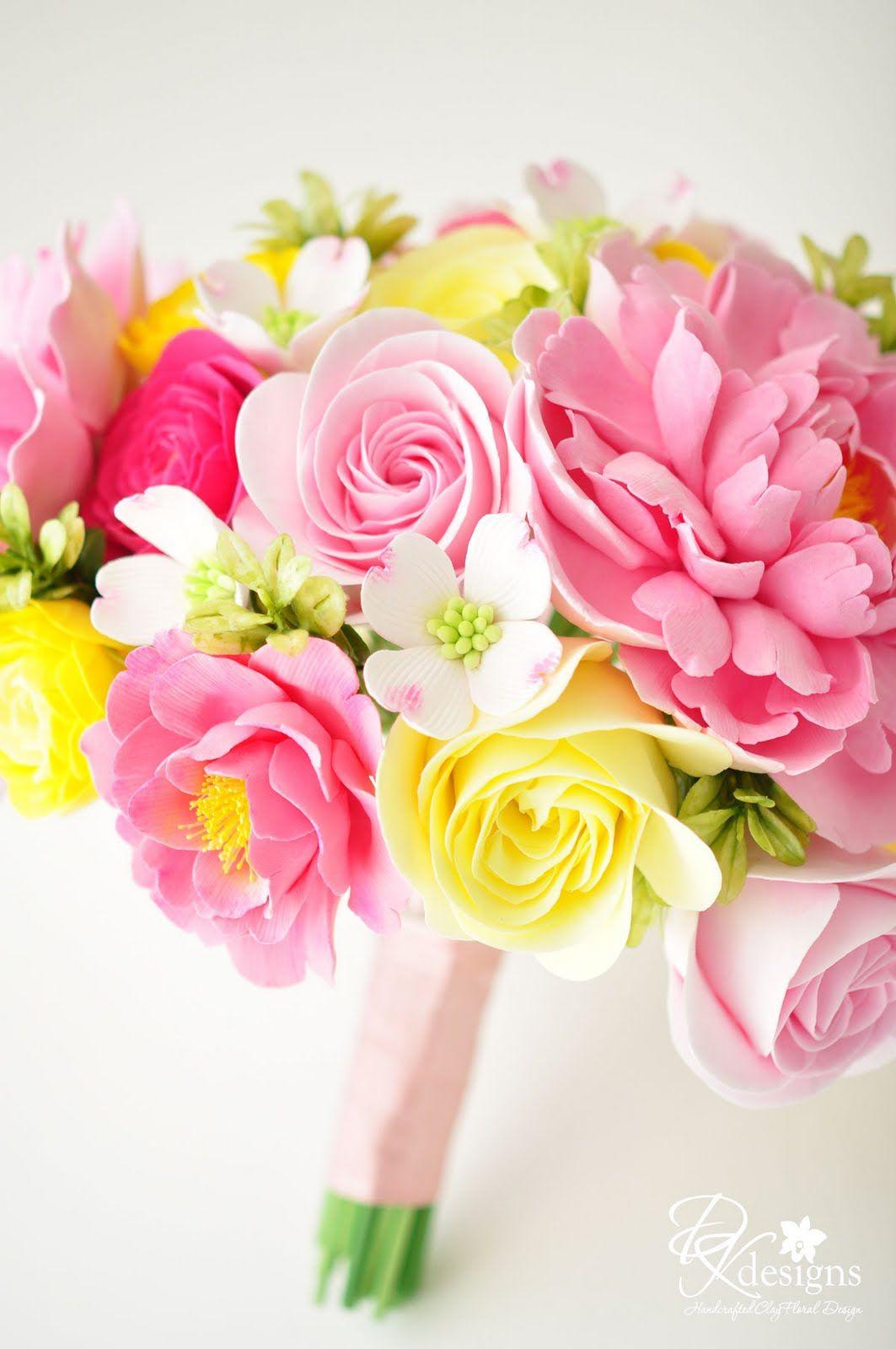 Pink Flowers For Wedding Bouquet Iwiyl   Il matrimonio dei miei ...