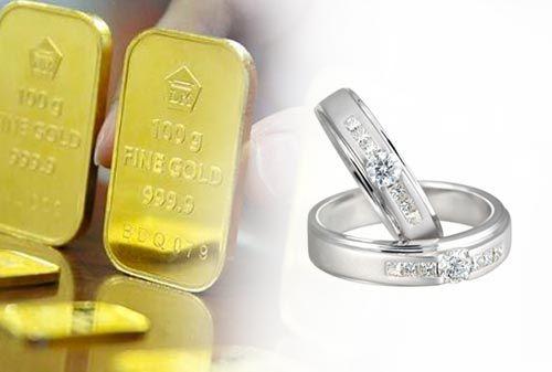 Investasi Emas Putih Apakah Lebih Menguntungkan Dibanding Emas