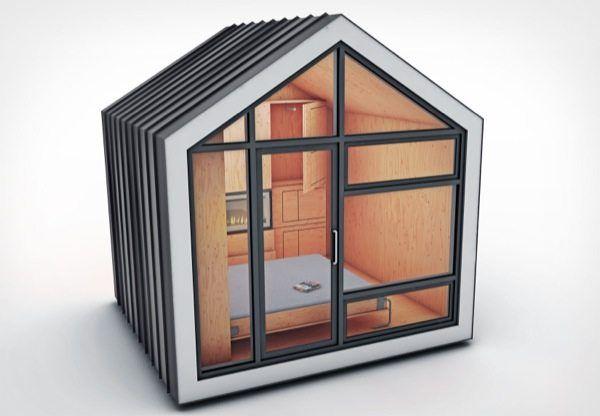 Tiny House Concept tiny house concept bunkie prefab modern tiny house concept 0018