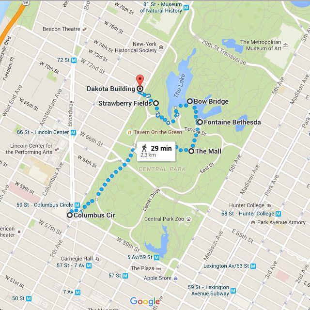 Les 5 Plus Belles Promenades A New York C New York En 2020 New York Visiter New York York