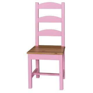 stuhl pink rosa, esszimmer, küche, landhausstil, landhausmöbel, Wohnideen design
