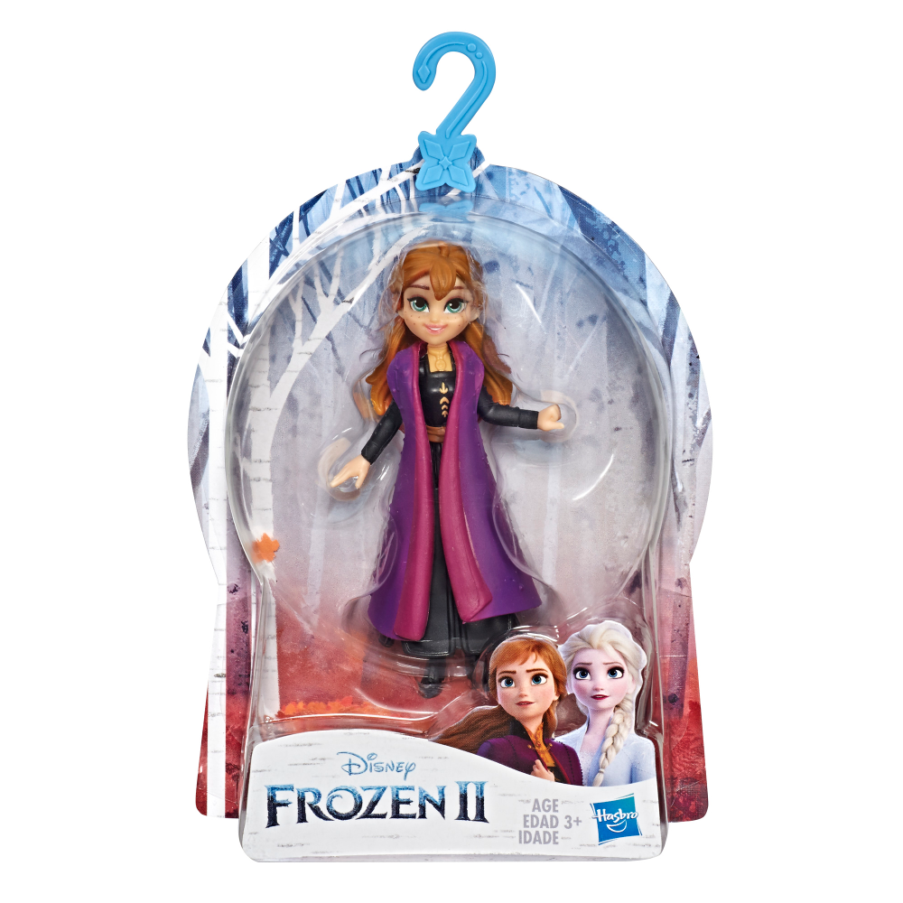 Disney Frozen Anna Small Doll With Removable Cape Inspired By Frozen 2 Walmart Com In 2021 Disney Frozen Disney Frozen Dolls Anna Disney