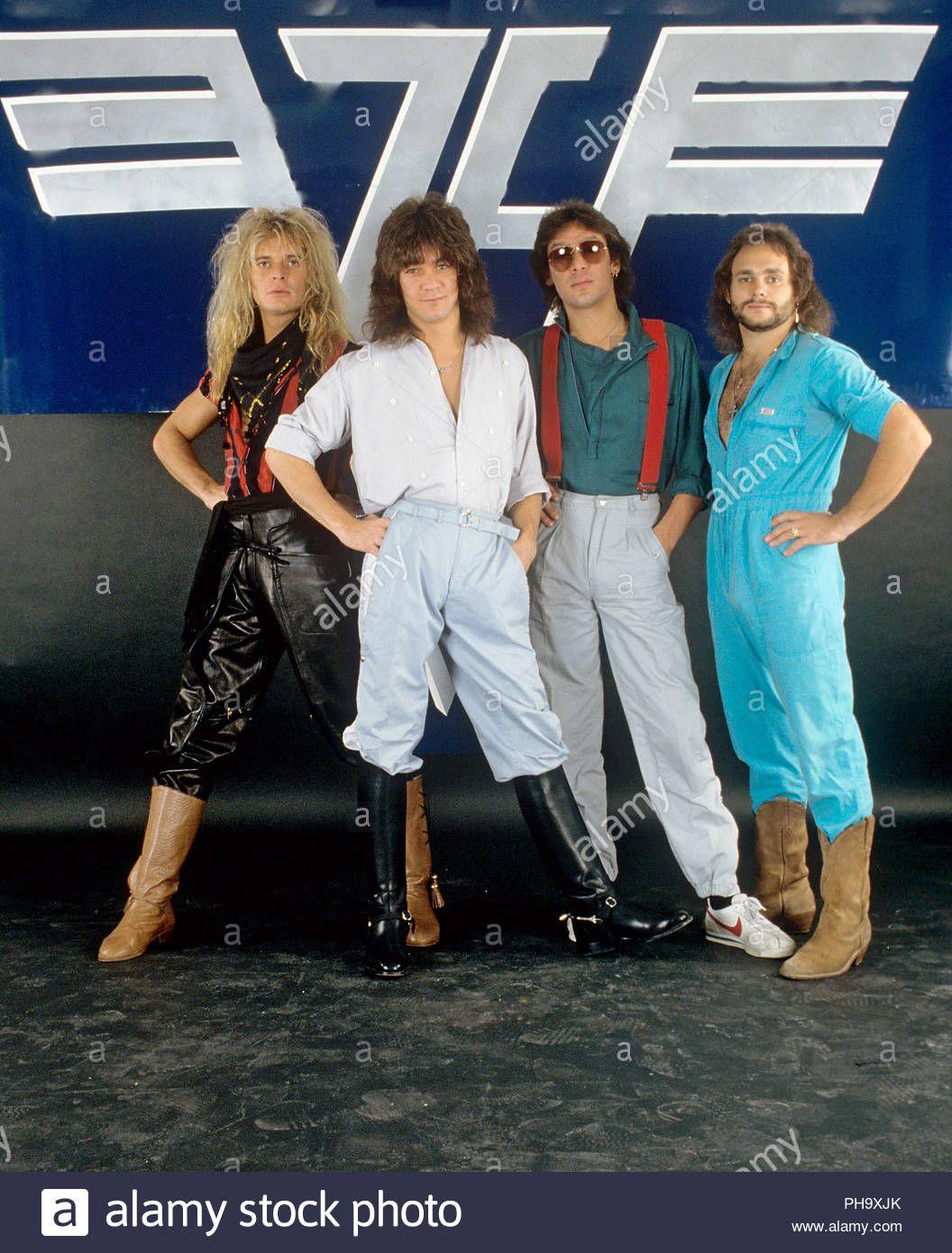 These Guys And Their Photo Shoots David Always Stands Out Rf Eddie Van Halen Van Halen Van Halen 5150