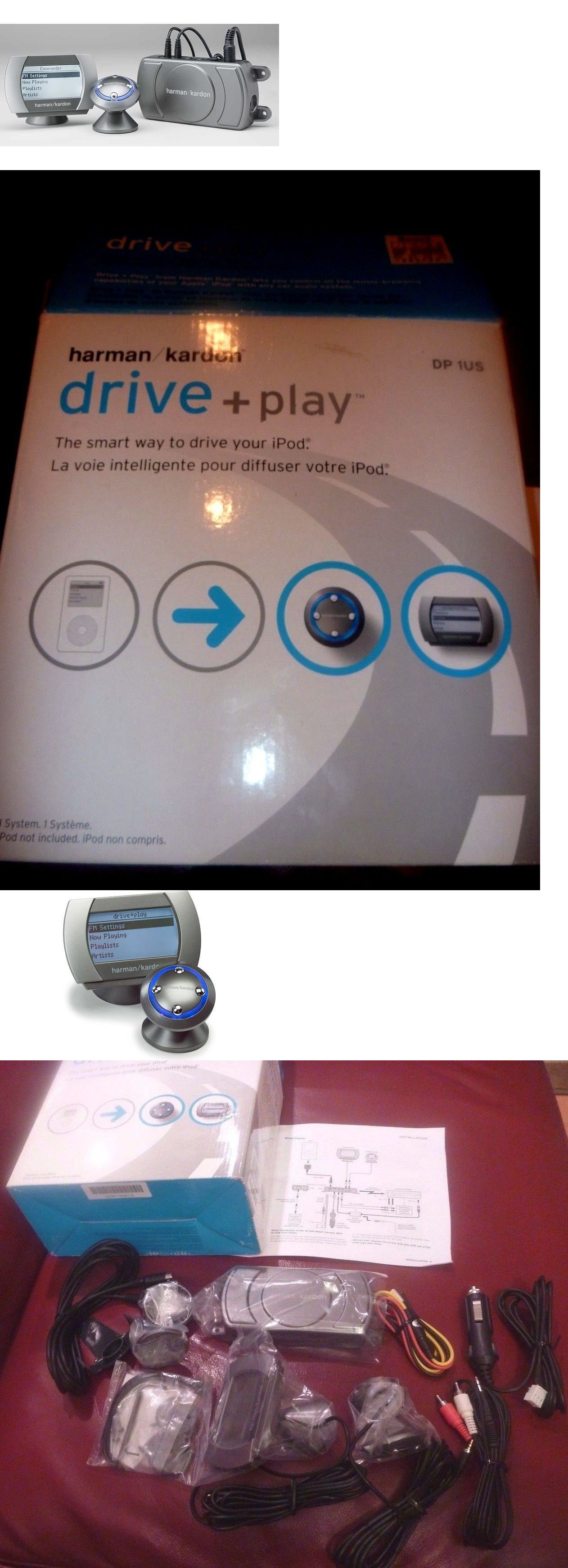 harman kardon drive and play. audio video remotes: control ipod vehicle harman kardon drive+play dp 1us new drive and play