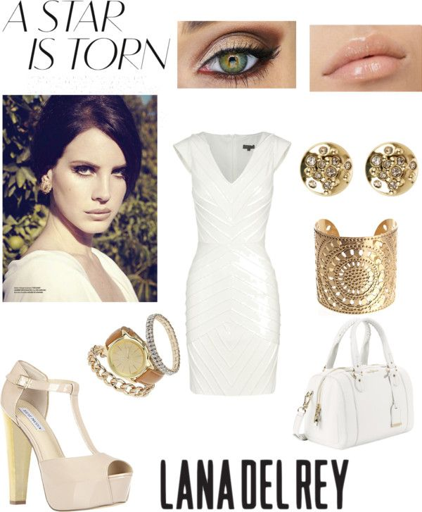 """""""A star is torn"""" by lovelydreama ❤ liked on Polyvore"""