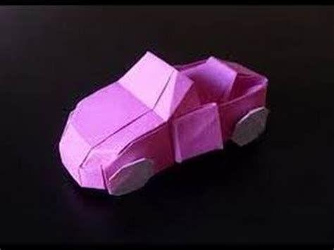 Origami Voiture En Papier Ecosia Medair Origami Origami Car