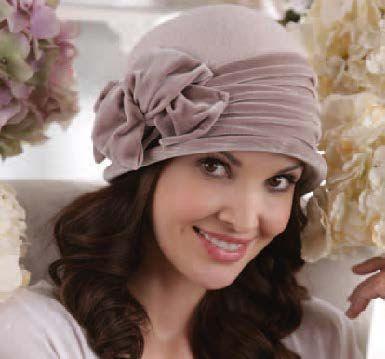 Dámske čiapky a barety : Dámska čapica ARIADNA