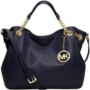 445793689a8e5 MICHAEL Michael Kors Jet Set Chain Medium Tote Handbag