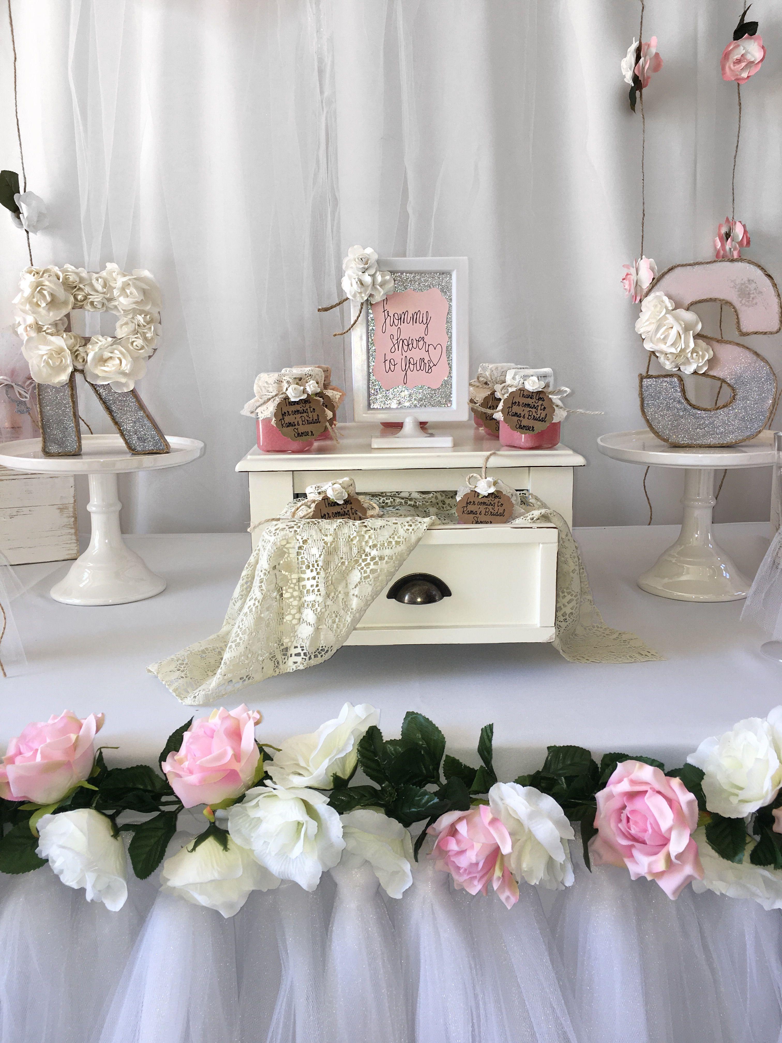 Phenomenal Bridal Shower T Ideas Bridal Shower Tutu Table Skirt Interior Design Ideas Inamawefileorg
