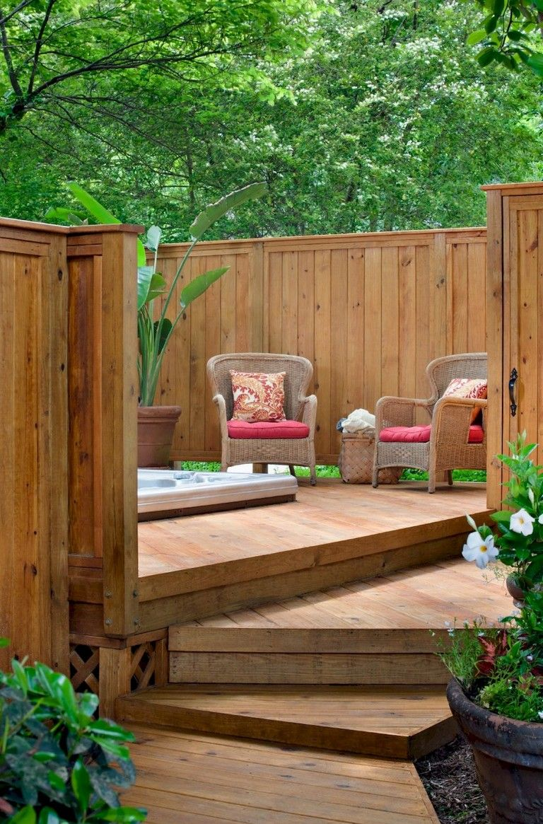 60 pretty diy backyard privacy fence ideas on a budget