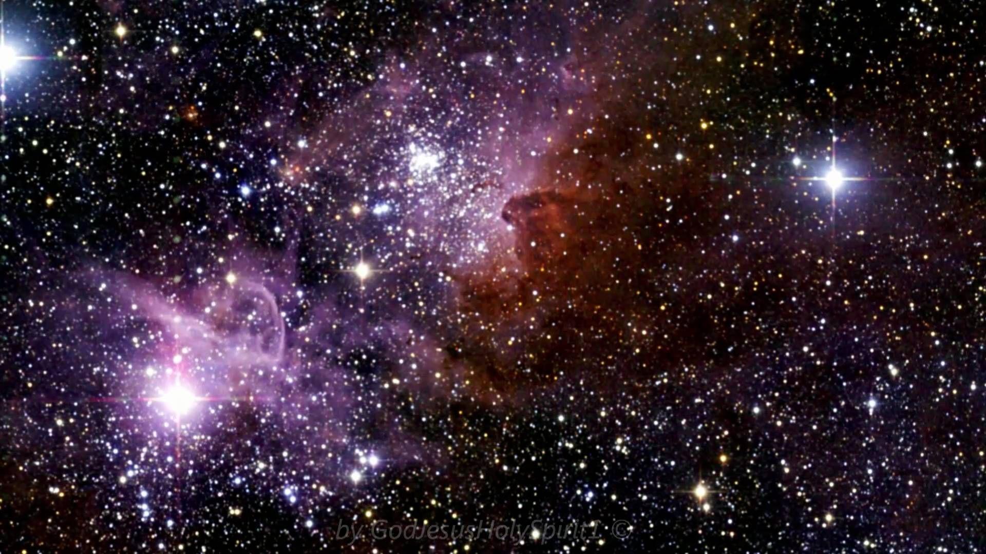 StarGaze Universal Beauty 1080p HD Галактики