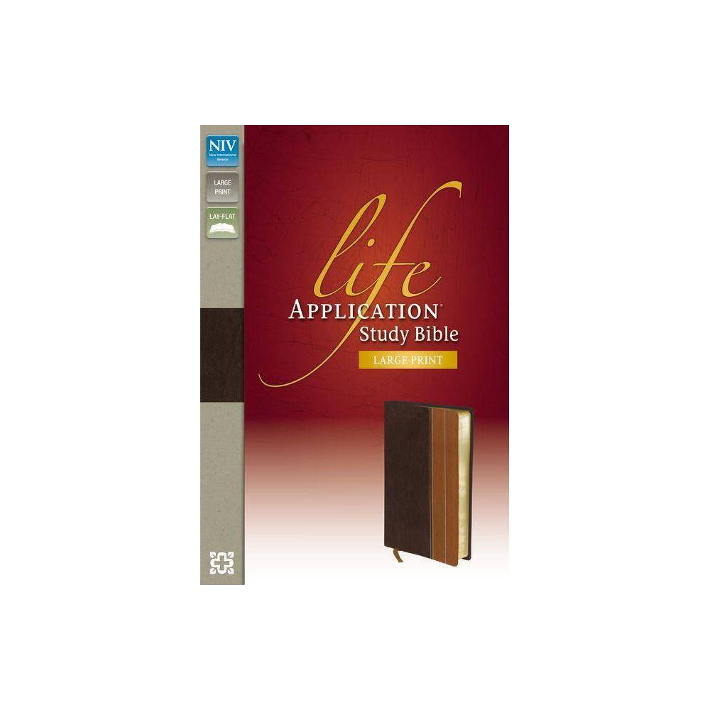 Life Application Study BibleNIVLarge Print by