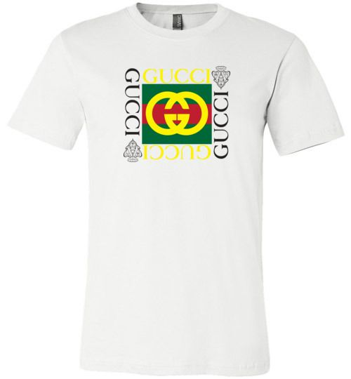 f2ea5f71 Gucci Logo New Edition Unisex T-Shirt | Kadi | Gucci shirts men ...