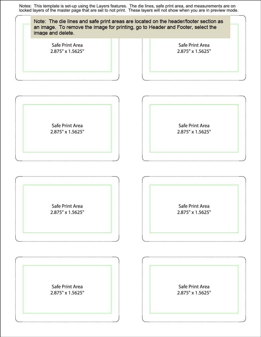 16 Printable Table Tent Templates And Cards ᐅ Template Lab With