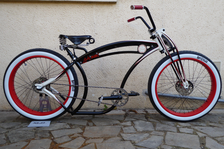 Custom Beach Cruiser Bike Accessories