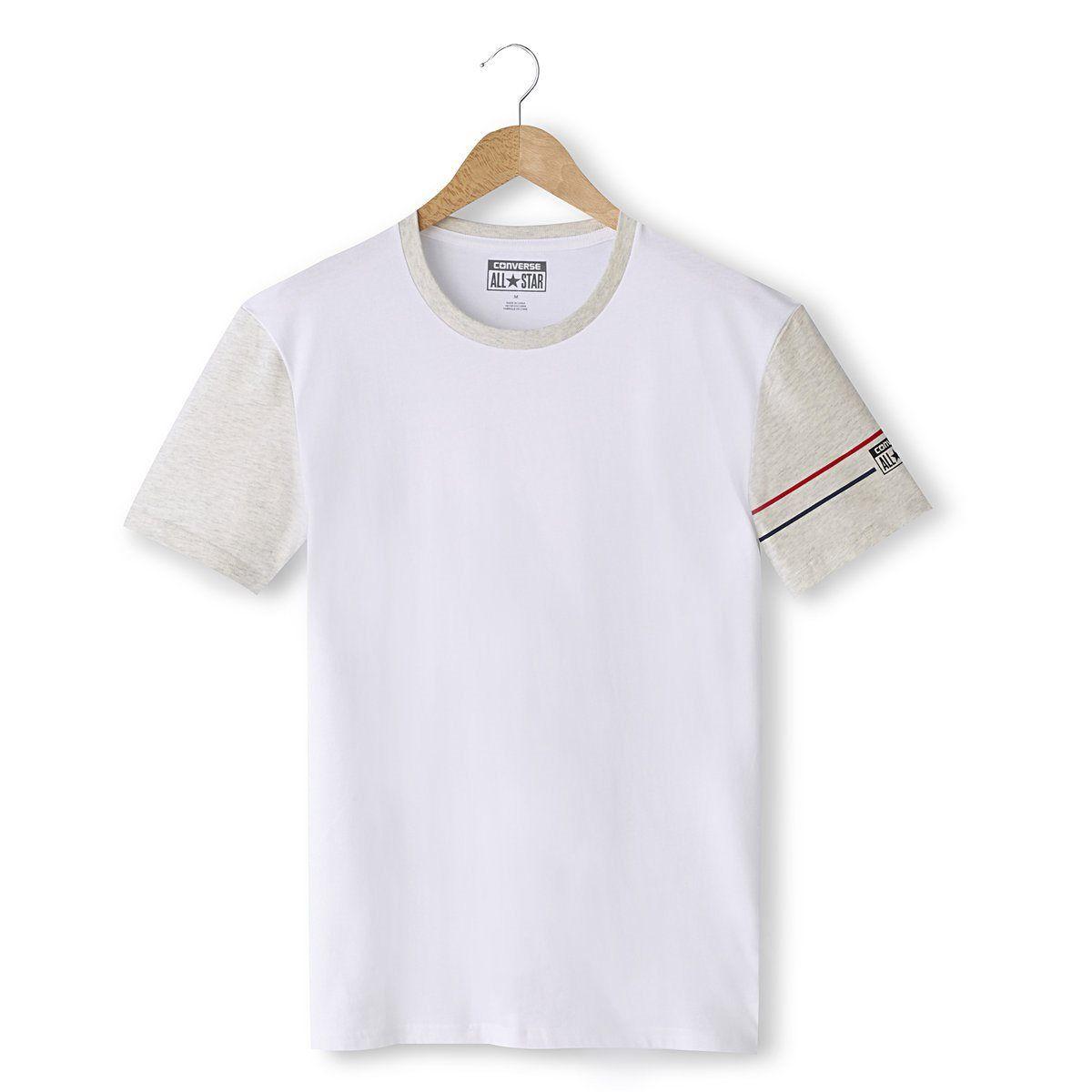 T-shirt para homem Converse | La Redoute
