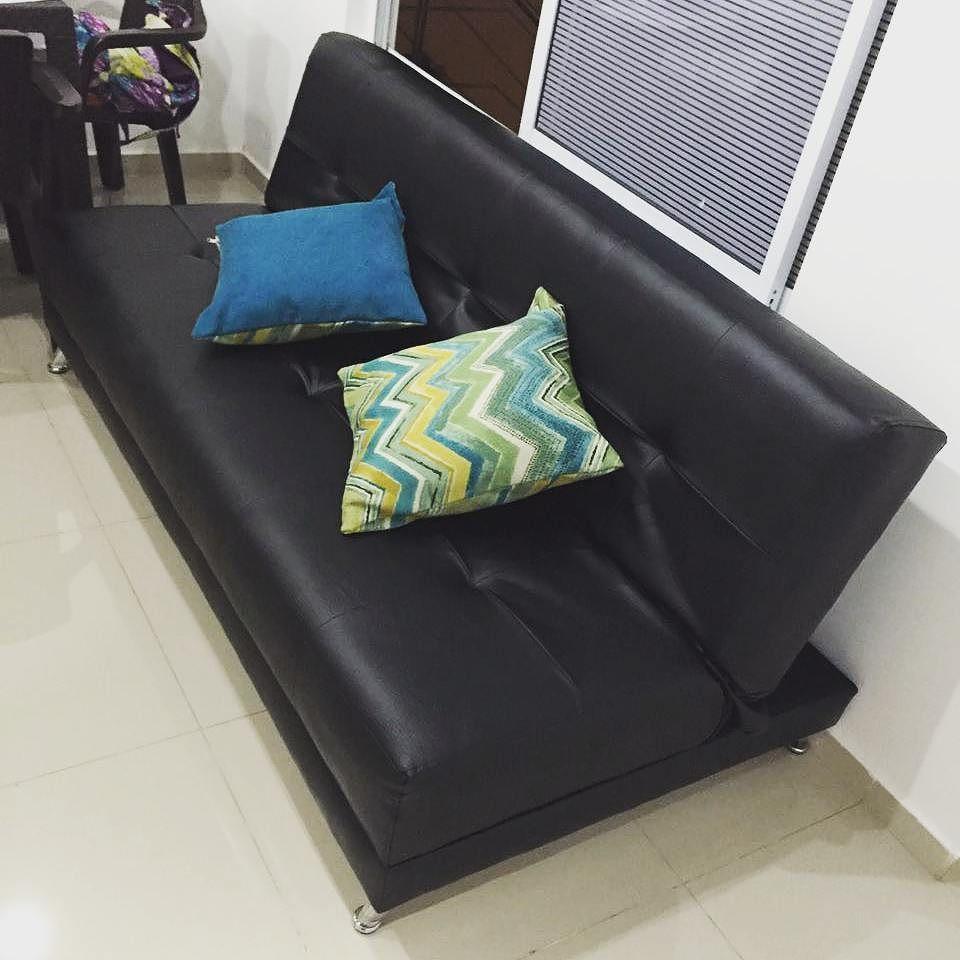 Hermosos Sofacamas Ideales Para Peque Os Espacios Apartaestudios  # Muebles Colombia