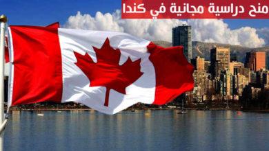 منح دراسية مجانية في كندا In 2020 Country Flags Canada Flag Canada