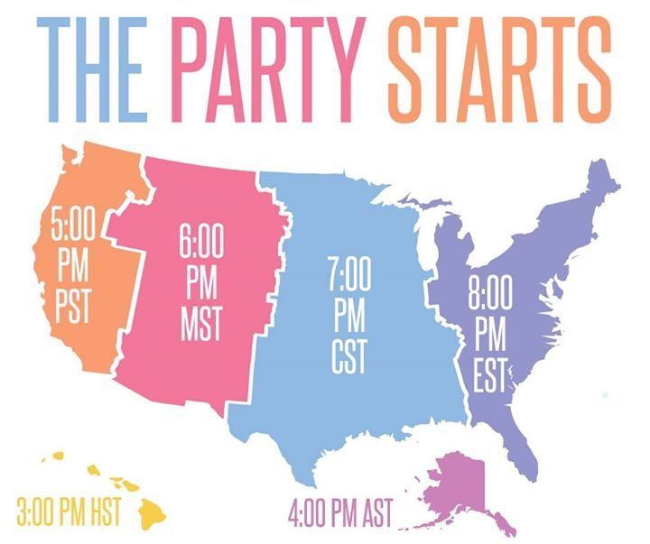 Lularoe Launch Party Ends Tonight At 7pm Cst February 27th Https Www Facebook Com Groups L Facebook Party Graphics Lularoe Party Lularoe Pop Up Party