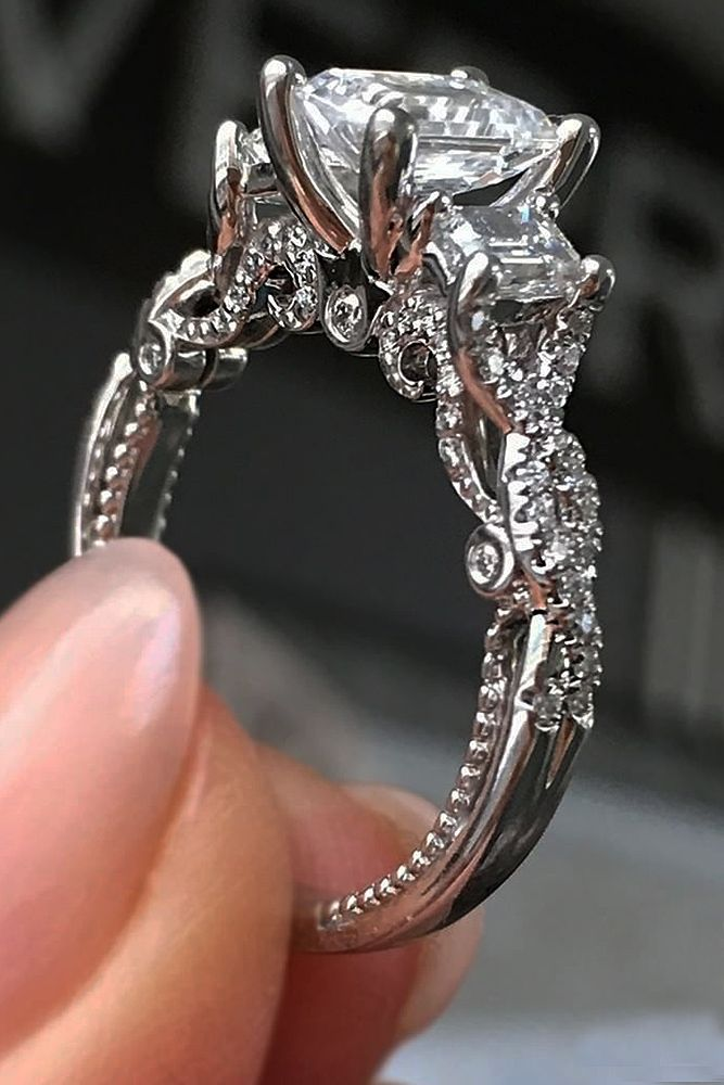 best rings of engagement elegant unique images ring on pinterest