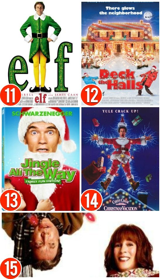 Over 50 Of The Best Christmas Movies Christmas Movies Top