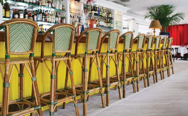 Maison Gatti - Bar Stools Pere Tranquille at Pierre- Bridge ...