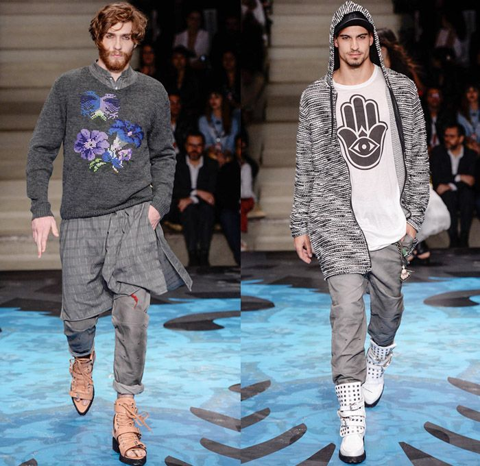 f0338852613e Cavalera 2014 Winter Mens Runway Collection - São Paulo Fashion Week Brazil  - Inverno 2014 Homens Desfiles - One Thousand and One Nights - A..