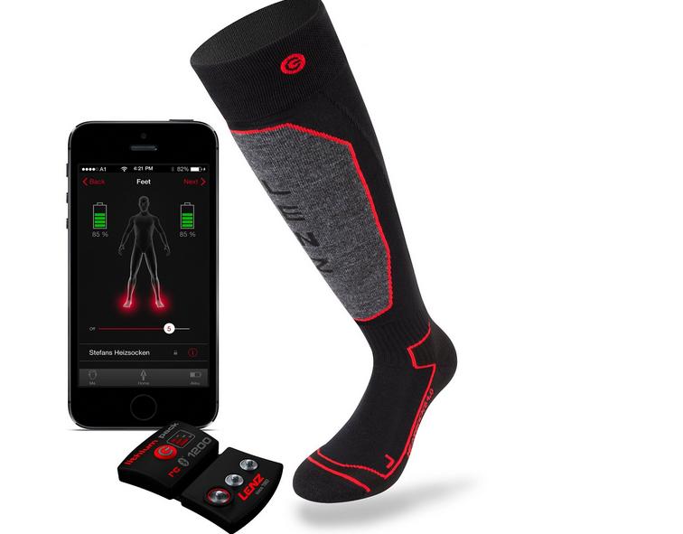 Lenz Heated Socks