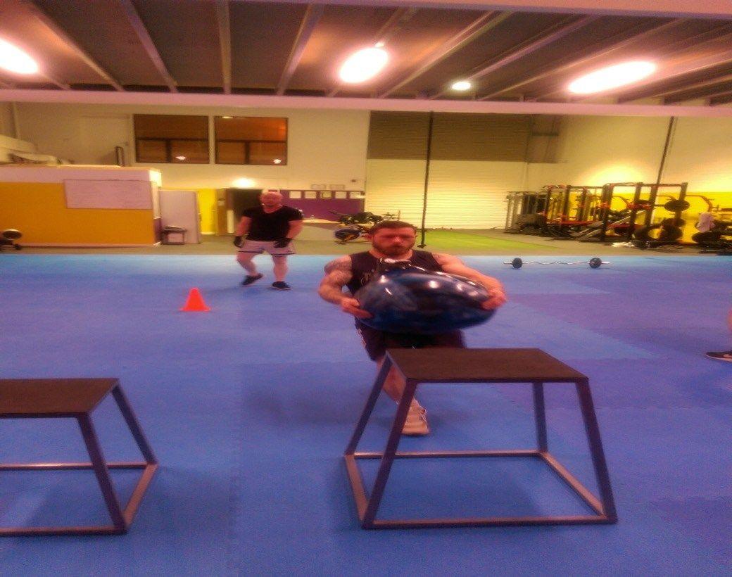 Strongman Class Cork Next Level Fitness Gym in Cork City