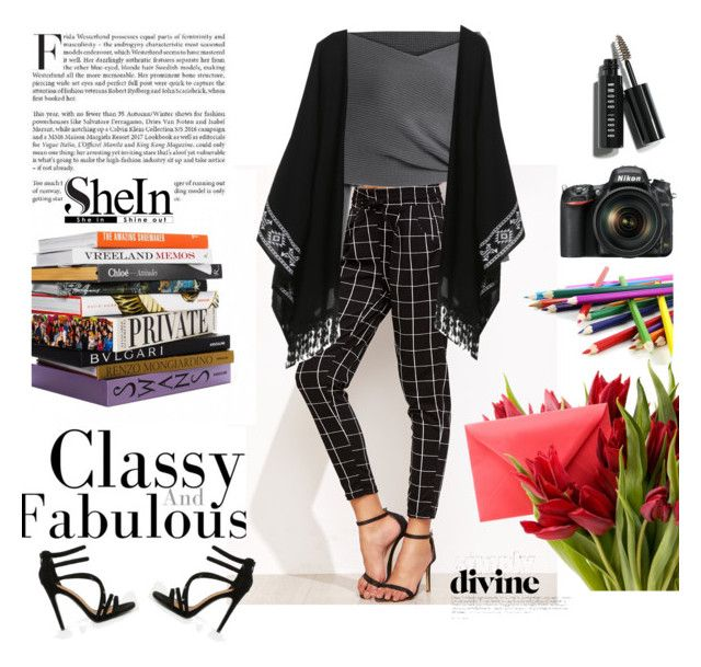 """""""shein 7 / 10"""" by mell-2405 ❤ liked on Polyvore featuring Anna Sui"""
