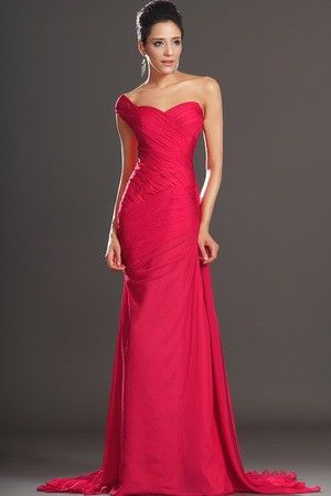 Aretes para un vestido de noche