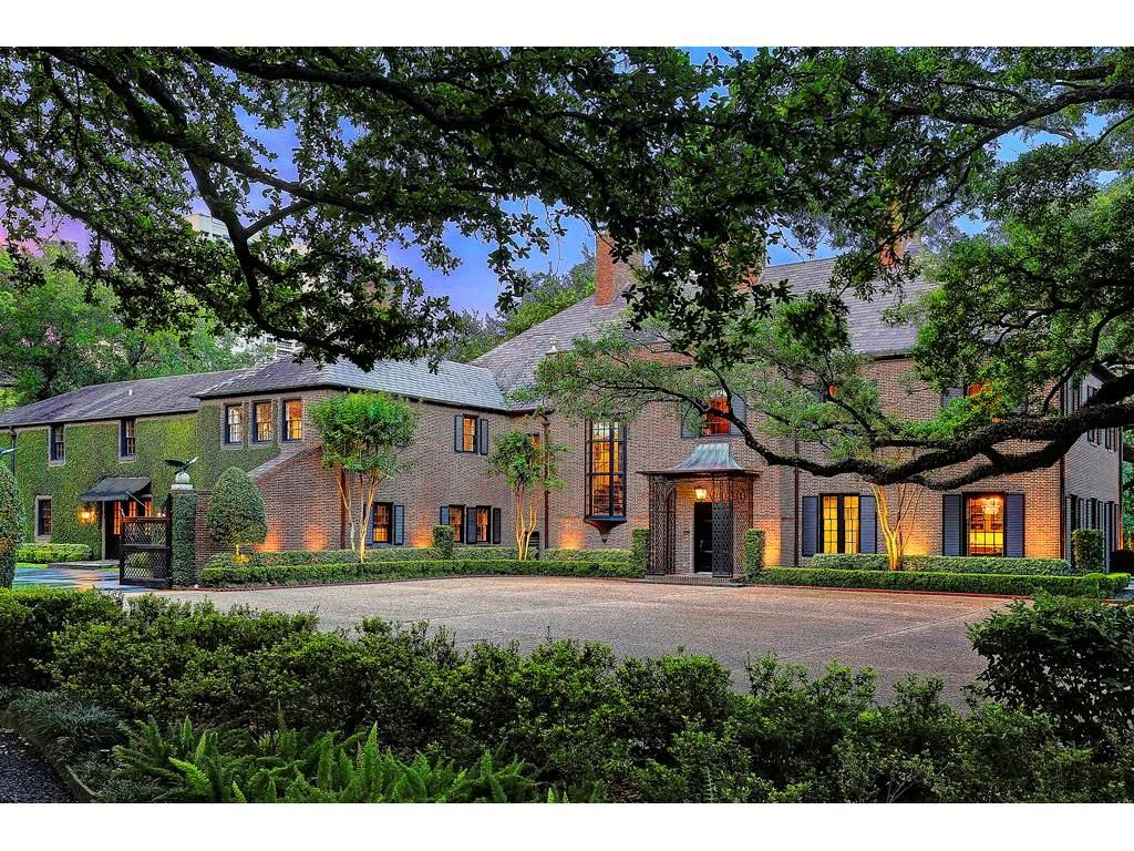 Peek inside homes for sale located in Houston's 2 richest ...