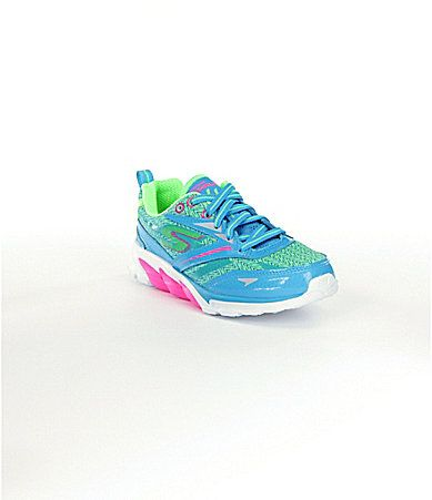 skechers girls go run