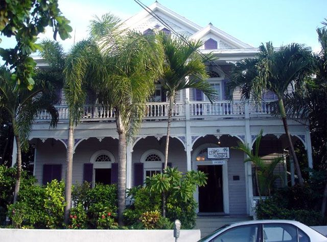 Marrero S Guest Mansion Unique Hotels In Key West Florida Most Interesting