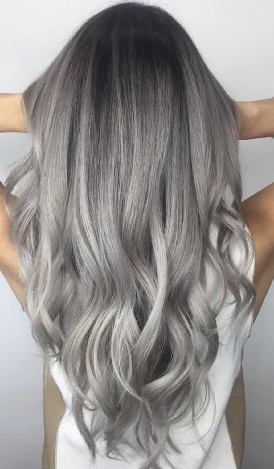 Pin by Lae on Rock The Locks   Hair styles, Bold hair color, Long ...