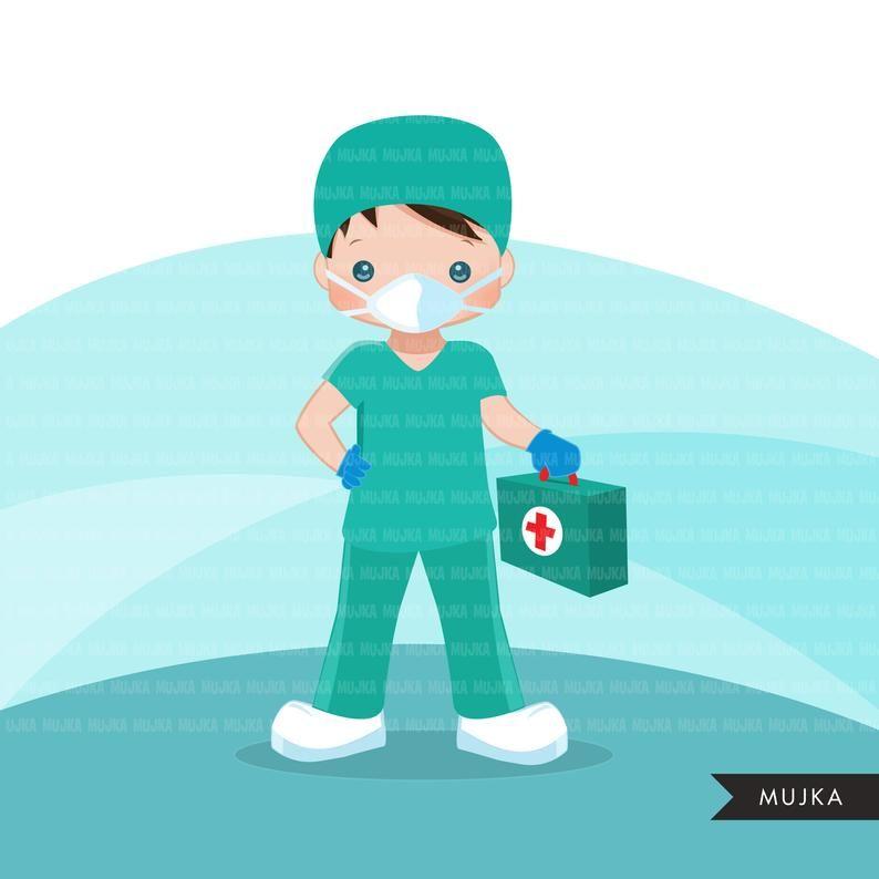 Cartoon Pretty Nurse, Cartoon Clipart, Nurse Clipart, Cartoon PNG  Transparent Clipart Image and PSD File for Free Download