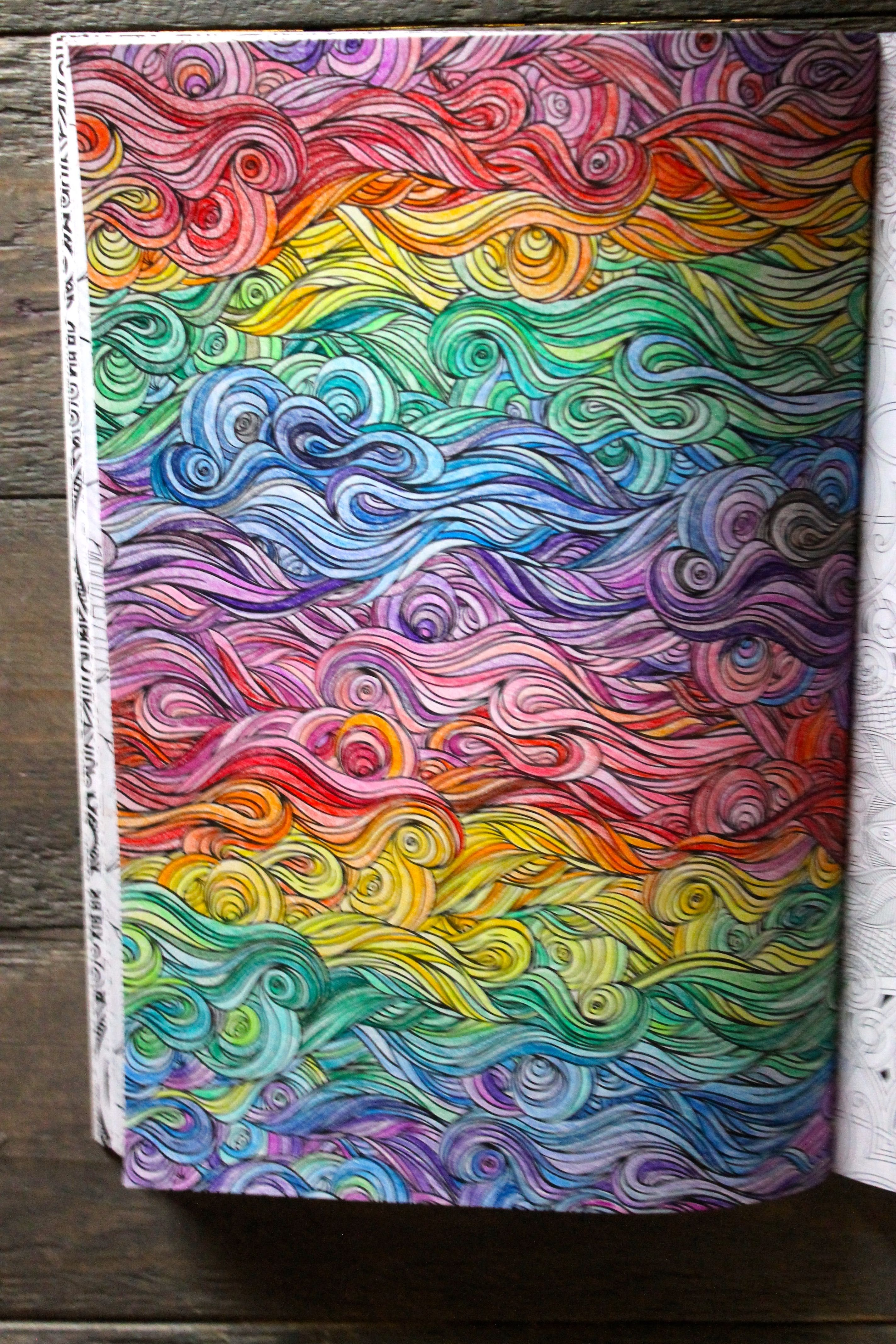 Eigen Kleurplaat Uit Het Enige Echte Kleurboek Voor Volwassenen Mandala Art Lesson Book Art Marker Art
