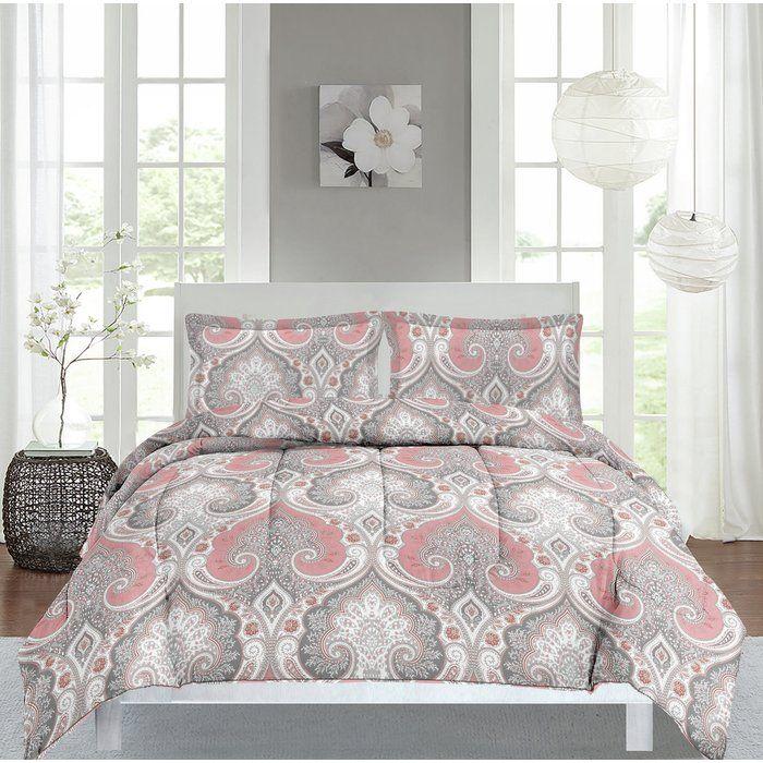 Altura Comforter Set Comforter sets, Contemporary bed